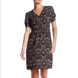Marc by Marc Jacobs Printed Short Sleeve Dress